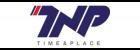 넥스트엔터테인먼트월드의 계열사 (주)타임앤플레이스의 로고