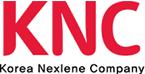 SK의 계열사 한국넥슬렌(유)의 로고
