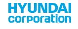 현대코퍼레이션의 계열사 현대코퍼레이션홀딩스(주)의 로고