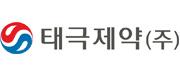 LG의 계열사 태극제약(주)의 로고