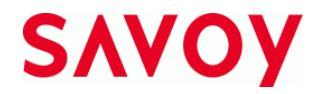 사보이홀딩스의 계열사 사보이홀딩스(주)의 로고