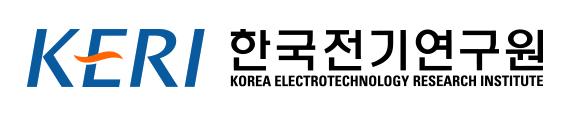 과학기술정보통신부의 계열사 (재)한국전기연구원의 로고