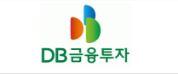 DB의 계열사 DB금융투자(주)의 로고