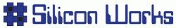 LG의 계열사 (주)실리콘웍스의 로고