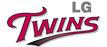 LG의 계열사 (주)엘지스포츠의 로고