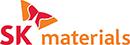 SK의 계열사 에스케이머티리얼즈(주)의 로고