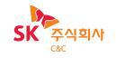 SK의 계열사 SK(주)의 로고