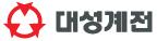 대성의 계열사 대성계전(주)의 로고