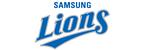 삼성의 계열사 (주)삼성라이온즈의 로고