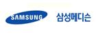 삼성의 계열사 삼성메디슨(주)의 로고