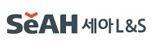 세아의 계열사 (주)세아엘앤에스의 로고
