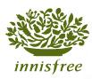아모레퍼시픽의 계열사 (주)이니스프리의 로고