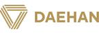 태광의 계열사 대한화섬(주)의 로고