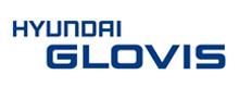 현대자동차의 계열사 현대글로비스(주)의 로고