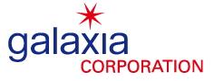 효성의 계열사 갤럭시아코퍼레이션(주)의 로고