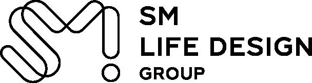 에스엠엔터테인먼트의 계열사 (주)에스엠라이프디자인그룹의 로고
