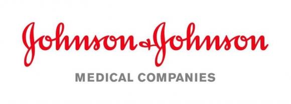 존슨앤드존슨의 계열사 한국존슨앤드존슨메디칼(주)의 로고