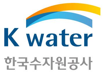 환경부의 계열사 한국수자원공사의 로고