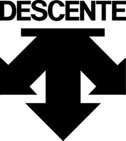 의 계열사 데상트코리아(주)의 로고