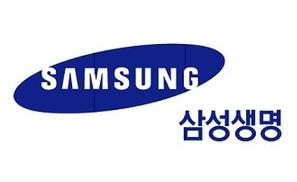 삼성의 계열사 삼성생명보험(주)의 로고