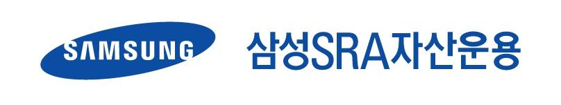 삼성의 계열사 삼성에스알에이자산운용(주)의 로고