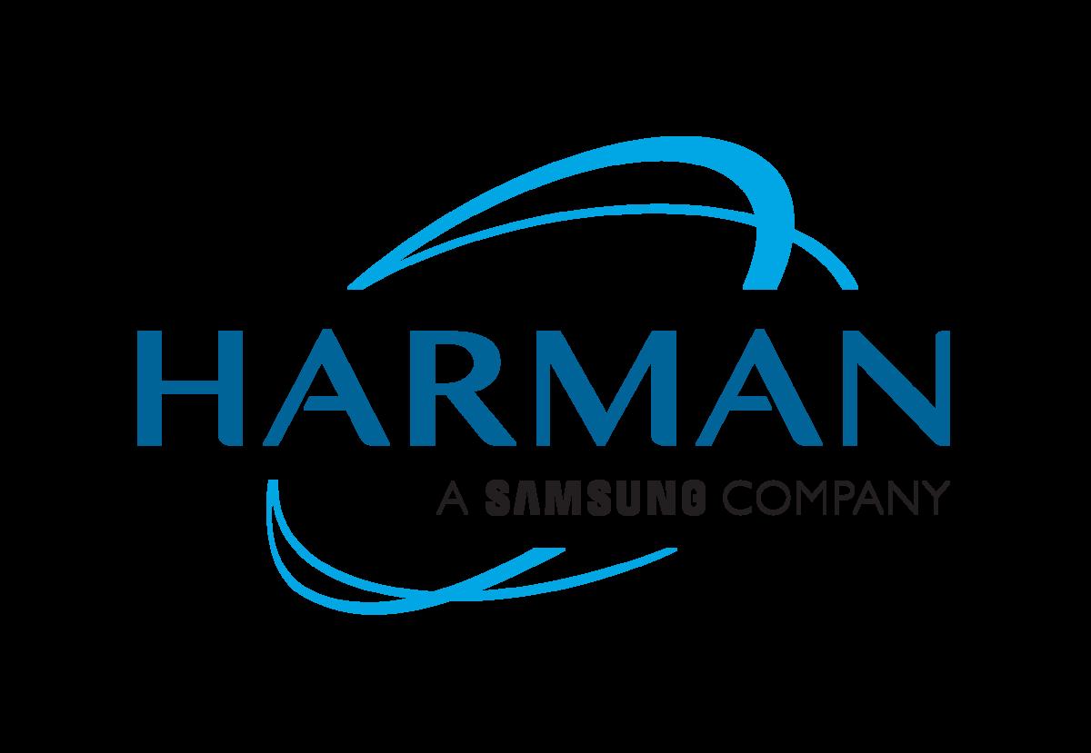 삼성의 계열사 (주)하만인터내셔널코리아의 로고