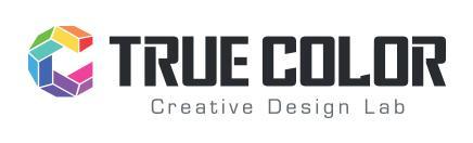 농협의 계열사 (주)트루컬러의 로고