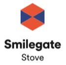 스마일게이트홀딩스의 계열사 (주)스마일게이트스토브의 로고