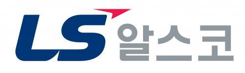 엘에스의 계열사 엘에스알스코(주)의 로고