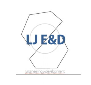 LJE&D의 기업로고