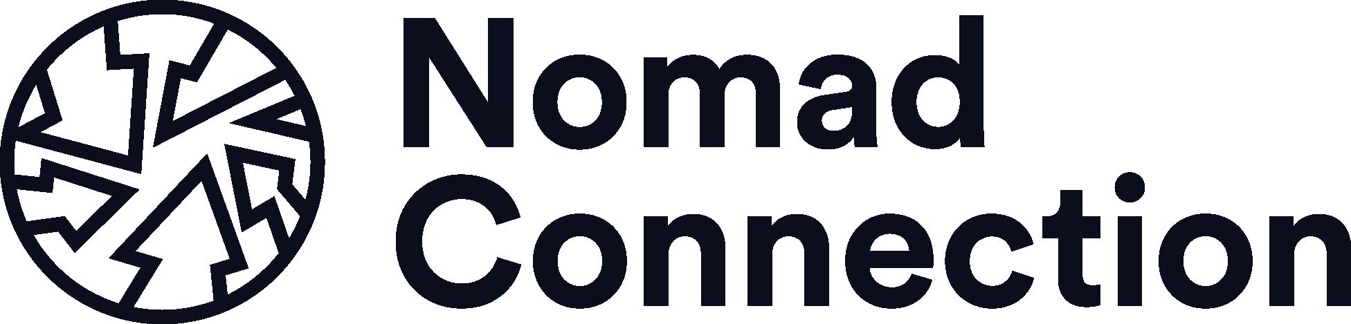 데일리금융그룹의 계열사 (주)노매드커넥션의 로고