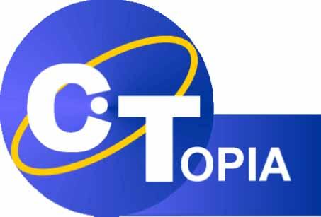 씨아이토피아(주)의 기업로고