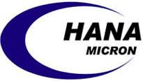 하나마이크론(주)의 기업로고