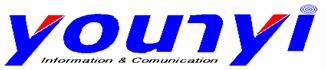 연이정보통신(주)의 기업로고