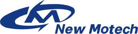 태화기업의 계열사 뉴모텍(주)의 로고