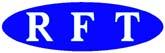 알에프텍의 계열사 (주)알에프텍의 로고