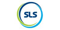 SLS중공업(주)의 기업로고