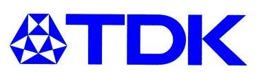티디케이전자한국의 계열사 티디케이한국(주)의 로고