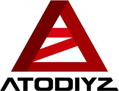 (주)아토다이즈의 기업로고