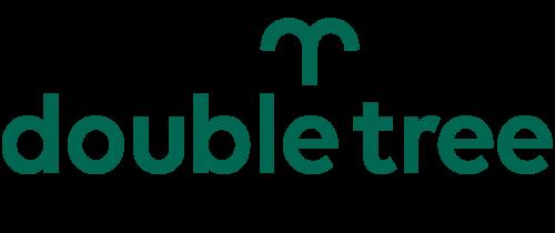 농협의 계열사 (주)더블트리인터랙티브의 로고