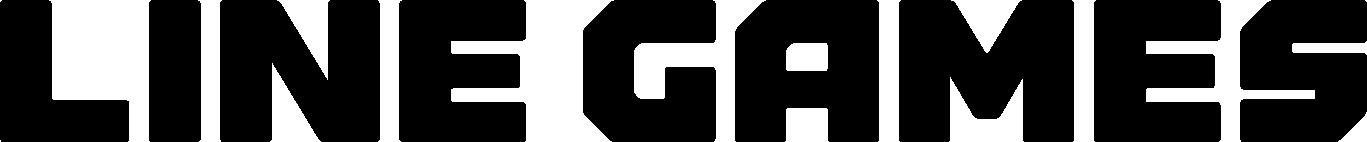 네이버의 계열사 라인게임즈(주)의 로고