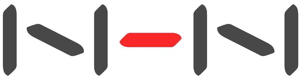 엔에이치엔의 계열사 엔에이치엔(주)의 로고