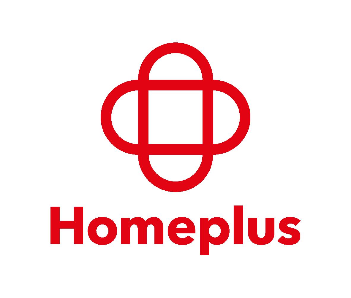 홈플러스의 계열사 홈플러스홀딩스(주)의 로고