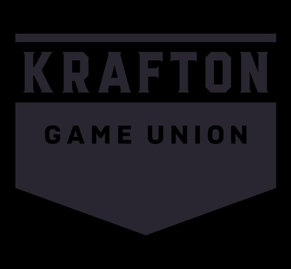 크래프톤의 계열사 (주)크래프톤의 로고