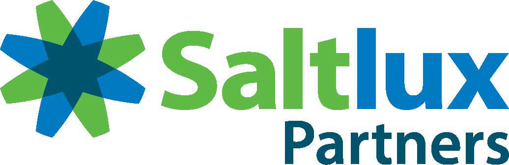 솔트룩스의 계열사 (주)솔트룩스파트너스의 로고