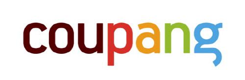 쿠팡의 계열사 쿠팡로지스틱스서비스(유)의 로고