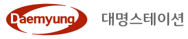 대명소노의 계열사 (주)대명스테이션의 로고