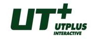 (주)유티플러스인터랙티브의 기업로고