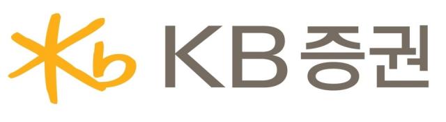 KB금융의 계열사 케이비증권(주)의 로고