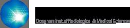 과학기술정보통신부의 계열사 동남권원자력의학원의 로고